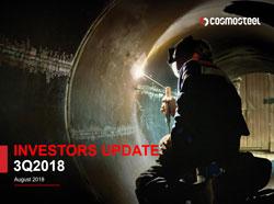 3Q2018 Investors Update